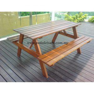 Resak_Wood_Picnic_Table